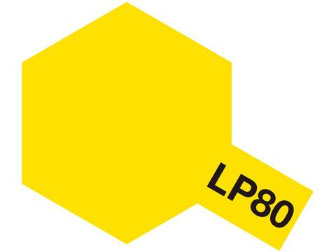 LP-80 Flat Yellow 10ml