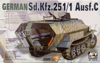 Sd.Kfz.251/1 Ausf.C, 1:35