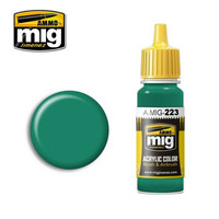 Interior Turquoise Green 17ml
