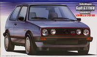 Volkswagen Golf GTI 16V Rabbit, 1:24
