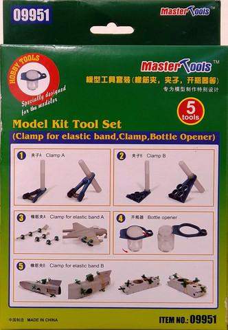 Model Kit Tool Set (puristimia)