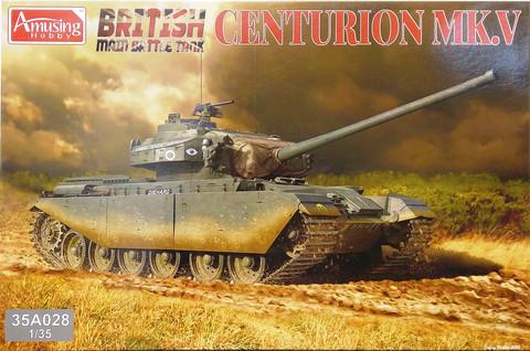 Centurion Mk.V, 1:35