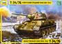 Soviet Medium Tank Mod.1942 T-34/76, 1:35 (pidemmällä toimitusajalla)