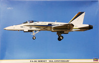FA-18C Hornet 30th Anniversary, 1:48