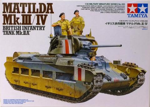 Matilda Mk.III / IV, 1:35