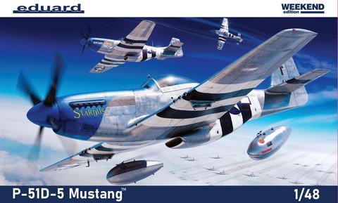 P-51D-5, 1:48