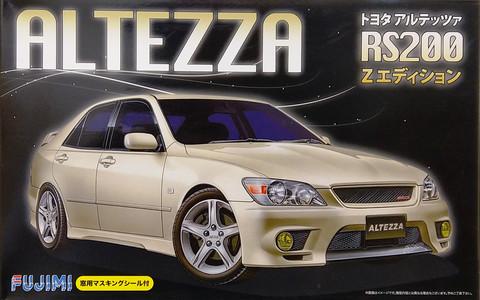 Toyota Altezza RS200, 1:24