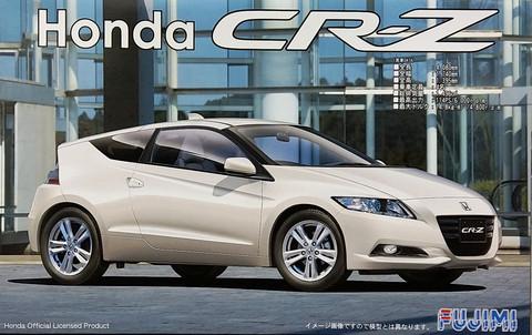 Honda CR-Z, 1:24