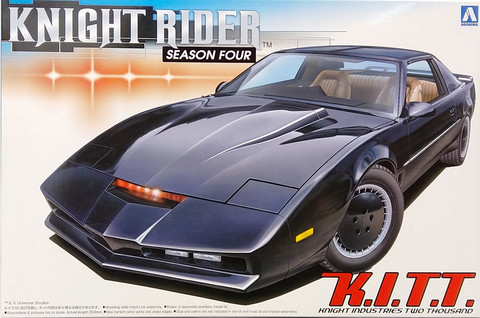 K.I.T.T. Knight Rider Season Four, 1:24