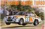 Mitsubishi Lancer Turbo '82 Rally of 1000 Lakes, 1:24