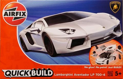 Quick Build, Lamborghini Aventador
