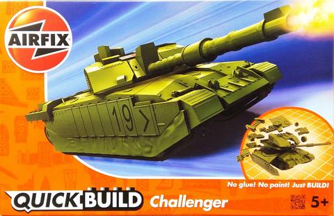 Quick Build, Challenger