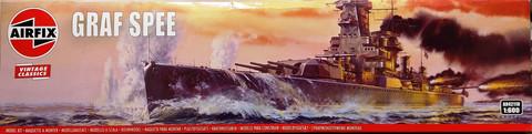Graf Spee, 1:600 (pidemmällä toimitusajalla)