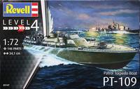 Model Set Patrol Torpedo Boat PT-109, 1:72 (Pidemmällä toimitusajalla)