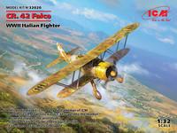 CR. 42 Falco, WWII Italian Fighter, 1:32 (Pidemmällä toimitusajalla)