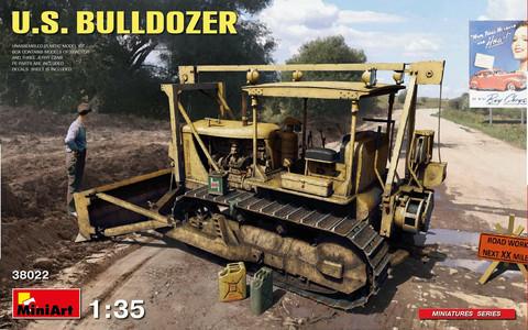 U.S. Bulldozer, 1:35 (Pidemmällä toimitusajalla)