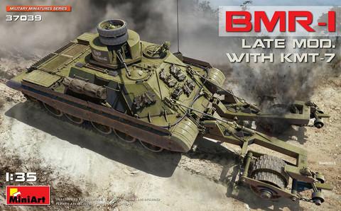 BMR-1 Late Mod. with KMT-7, 1:35 (pidemmällä toimitusajalla)