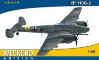 Bf 110G-2 Weekend Edition, 1:48 (Pidemmällä toimitusajalla)