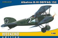 Albatros D.III OEFFAG 153 Weekend Edition, 1:48 (Pidemmällä toimitusajalla)