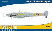 Bf 110F Nachtjäger Weekend Edition, 1:48 (Pidemmällä toimitusajalla)