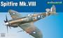 Spitfire Mk.VIII Weekend Edition, 1:48 (Pidemmällä toimitusajalla)