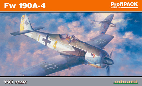 Fw 190A-4 Profipack, 1:48 (Pidemmällä toimitusajalla)