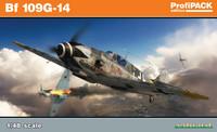 Bf 109G-14 Profipack, 1:48 (Pidemmällä toimitusajalla)