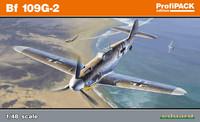 Bf 109G-2 Profipack, 1:48 (Pidemmällä toimitusajalla)