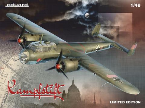 Kampfstift (Do-17Z), 1:48 (pidemmällä toimitusajalla)