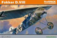 Fokker D.VIII ProfiPACK, 1:48 (Pidemmällä toimitusajalla)