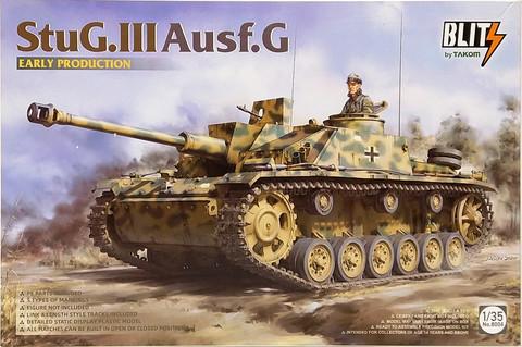 StuG.III Ausf.G, 1:35 (pidemmällä toimitusajalla)