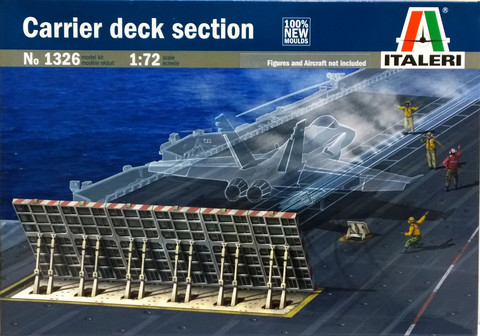 Carrier Deck Section, 1:72