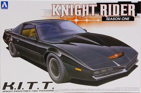 Knight Rider K.I.T.T. Season One, 1:24 (pidemmällä toimitusajalla)