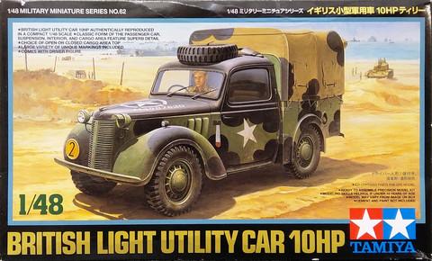 British 10HP Light Utility Car, 1:48