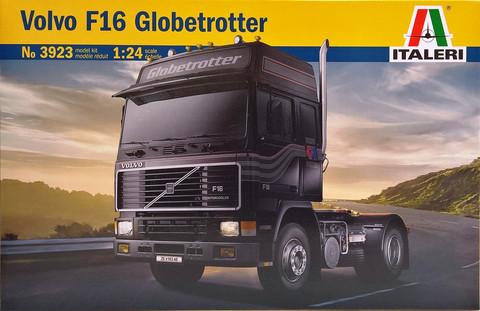 Volvo F16 Globetrotter, 1:24 (pidemmällä toimitusajalla)