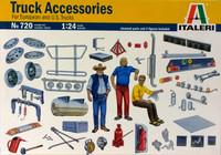 Truck Accessories for European and U.S. Trucks, 1:24 (pidemmällä toimitusajalla)