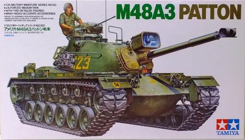 M48A3 Patton, 1:35