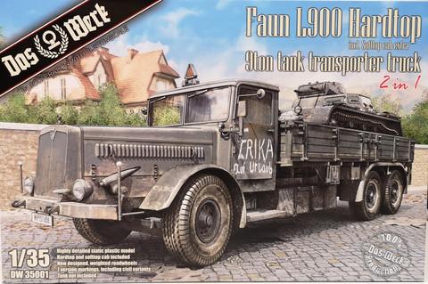 Faun L900 Hardtop, 1:35