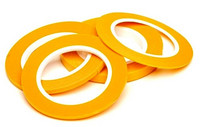 Maskiteippisetti (1mm, 2mm, 3mm, 6mm)