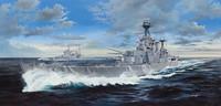 HMS Hood Battle Cruiser, 1:200 (Pidemmällä toimitusajalla)