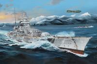 German Scharnhorst Battleship, 1:200 (Pidemmällä toimitusajalla)
