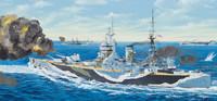 HMS Nelson 1944, 1:200 (Pidemmällä toimitusajalla)