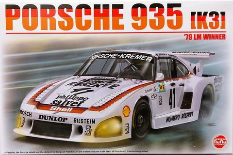 Porsche 935 (K3) '79 LM Winner, 1:24 (pidemmällä toimitusajalla)