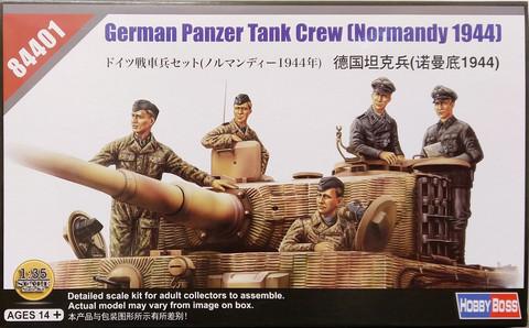 German Panzer Tank Crew (Normandy 1944), 1:35 (pidemmällä toimitusajalla)