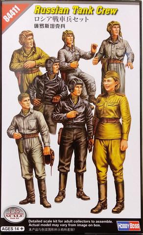Russian Tank Crew, 1:35 (pidemmällä toimitusajalla)