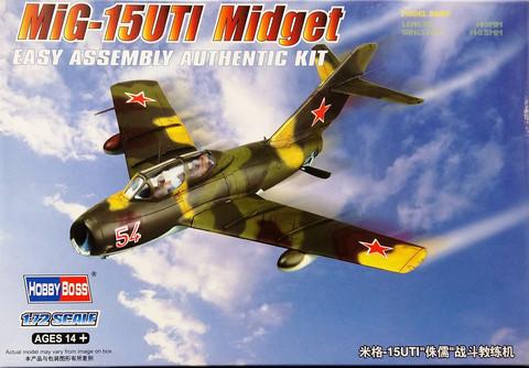 MiG-15UTI Midget, 1:72