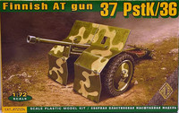 Finnish AT Gun 37 PstK/36, 1:72