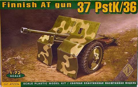 Finnish AT Gun 37 PstK/36, 1:72