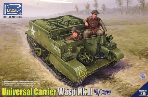 Universal Carrier Wasp Mk.II, 1:35