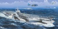 Aircraft carrier USS Ranger CV-4, 1:350 (pidemmällä toimitusajalla)